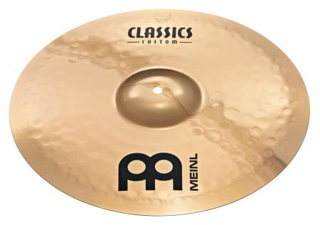 "Meinl Classics Custom Brilliant 18"" Medium Crash"