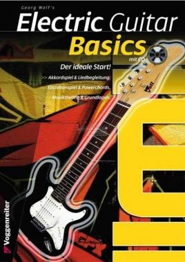Electric Guitar Basics + CD