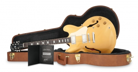 Gibson ES-335 Gold Top 2016
