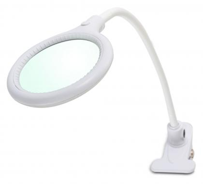 Showlite LL-3036D LED magnifying lamp 30x SMD-LED 6W 3 diopters