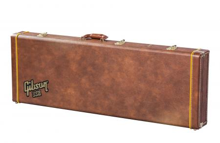 Gibson USA Koffer/Case Firebird Historic Brown