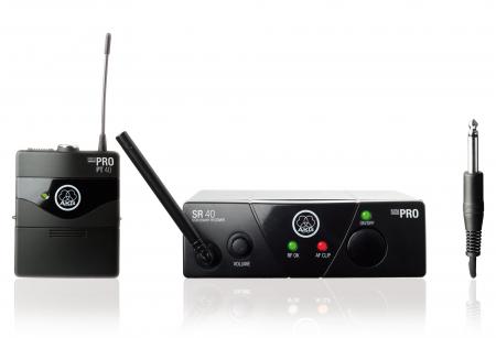 AKG WMS 40 Mini Instrument Funkset ISM1, 863,100 MHz  - Retoure (Zustand: sehr gut)