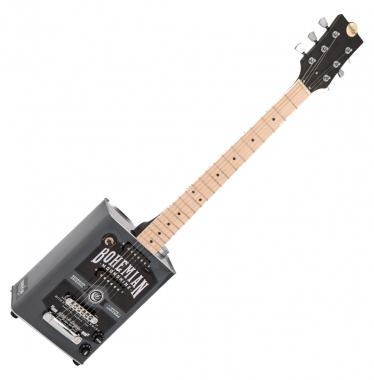 Bohemian BG15MHS Oil Can Gitarre Moonshine