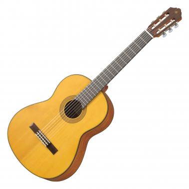 Yamaha CG122MS Konzertgitarre, Fichte