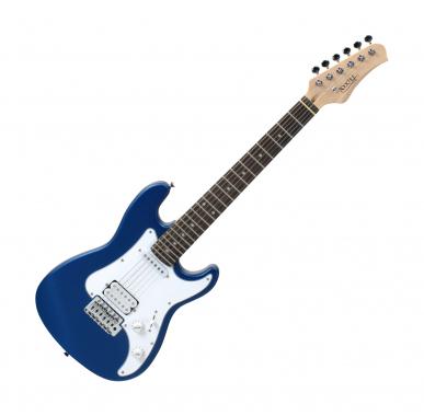 Rocktile Sphere Junior E-Gitarre 3/4  Blau  - Retoure (Zustand: sehr gut)
