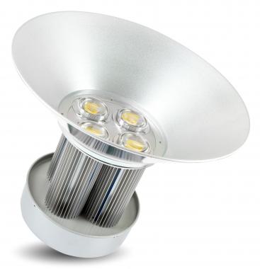 Showlite HBL-210 COB LED High Bay Hallenstrahler 210W  - Retoure (Zustand: gut)
