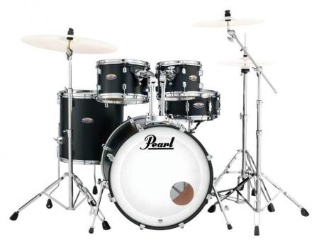 Pearl DMP925F/C Decade Maple #227 Satin Slate Black