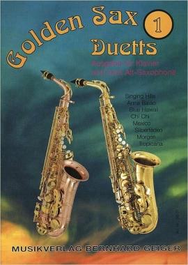 Golden Sax Duets 1