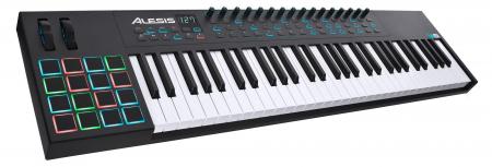 Alesis VI61 USB MIDI Pad/Keyboard Controller mit 61 Tasten