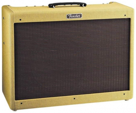 Blues Fender Deluxe Reissue amplificatore valvolare