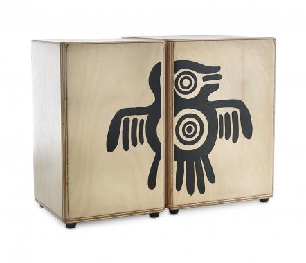 XDrum Peruana Wooden Bonghi