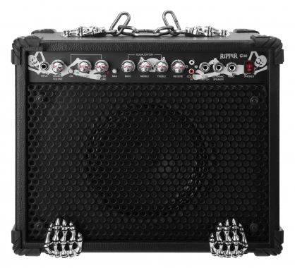 Rocktile RIPPER G.30 Ampli pour guitare- 2 canaux, 30 watt