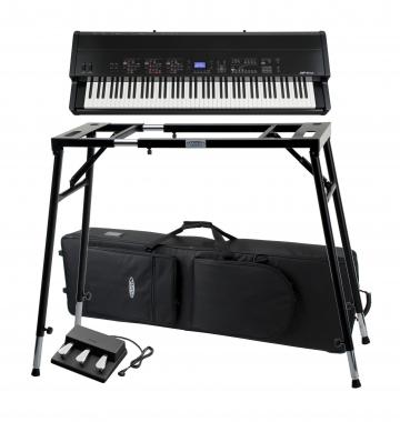 Kawai MP-11SE Stagepiano Stage Set inkl. Klapptisch und Tasche