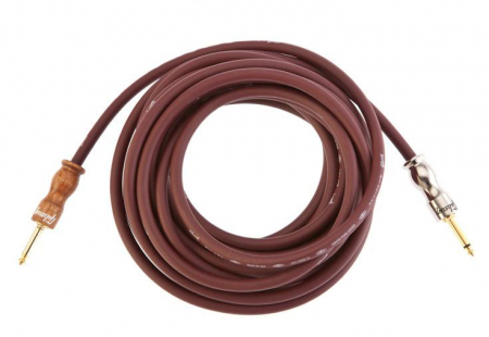 Gibson Pure Instrument Cable Cherry 6,4m