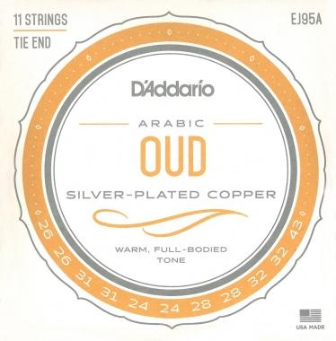 D'Addario EJ95A Arabic Oud Saiten