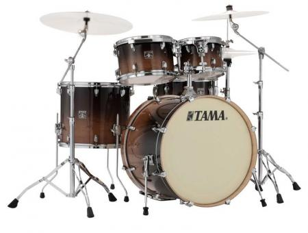 Tama CL-52KR-CFF Superstar Classic Shellset Coffee Fade