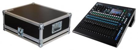 Allen & Heath QU-16C Set mit Haubencase