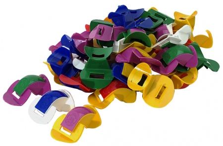 Kirstein Nasenflöte 10er Pack - verschiedene Farben