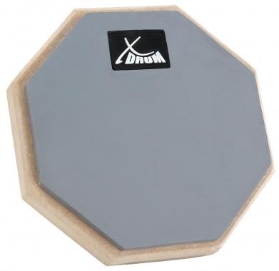 "XDrum TF-6 TrueFeel Practice Pad 6"""" borsa inclusa"