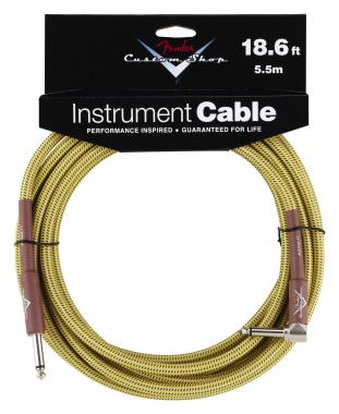 Fender Custom Shop Cable Tweed Angle 5,5m
