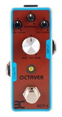 ENO TC-01 Octaver pedal de efecto