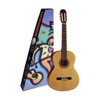 Hohner HC06 4/4 Konzertgitarre  - Retoure (Zustand: sehr gut)