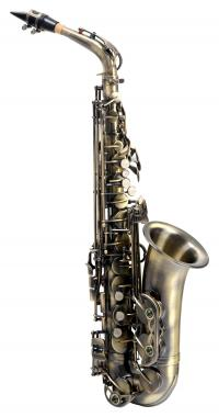 Classic Cantabile Winds AS-450 envejecido saxófon alto