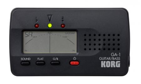 Korg GA-1 Gitarren und Bass Stimmgerät