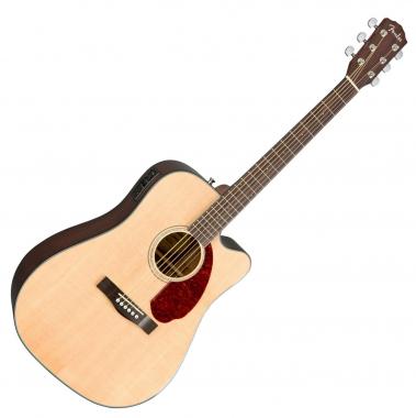 Fender CD-140SCE NAT w/ Case