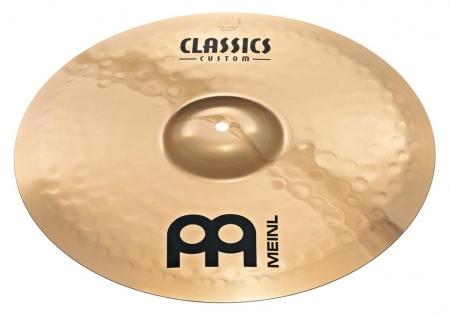 """Meinl Classics Custom Brilliant 17"""" Medium Crash"""