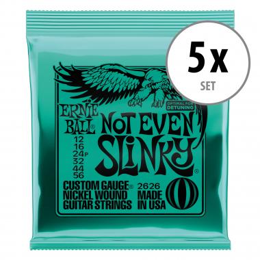 Ernie Ball 2626 Not Even Slinky - 5er Pack