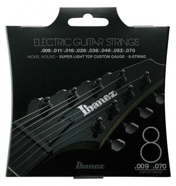 Ibanez IEGS82 Super Light Top for long scale
