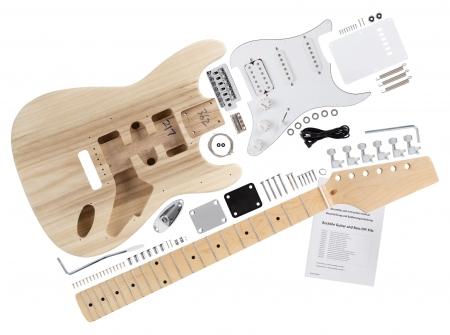 Rocktile E-Gitarren Bausatz PST-Style