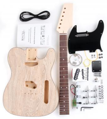 Rocktile E-Gitarren Bausatz TL-Style  - Retoure (Zustand: sehr gut)