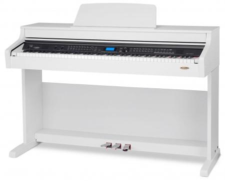 Classic Cantabile DP-A 410 WM E-Piano weiß matt  - Retoure (Zustand: gut)