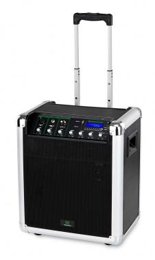 Pronomic PPA10M altoparlante attivo alimentato a batteria 50 watt