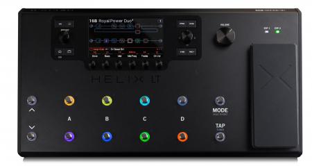 Line6 Helix LT Multieffektprozessor  - Retoure (Zustand: sehr gut)