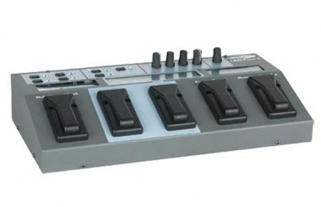 Showtec LED-Foot 4 DMX Foot Controller, Fußcontroller für LED