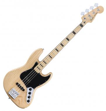 Fender Deluxe Active Jazz Bass Ash MN NAT