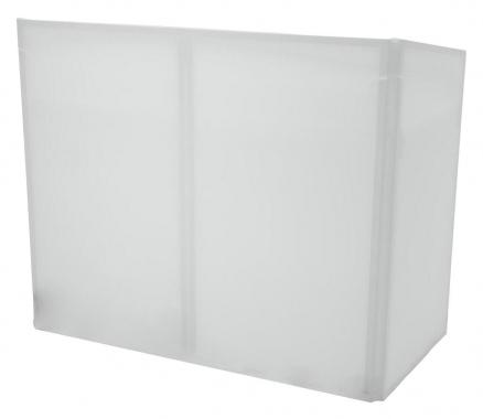omnitronic mobile dj stand inkl cover. Black Bedroom Furniture Sets. Home Design Ideas