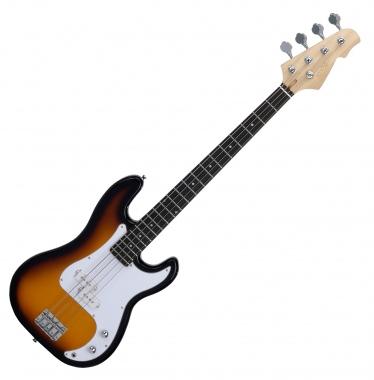 Rocktile Bajo eléctrico Punsher Bass sunburst