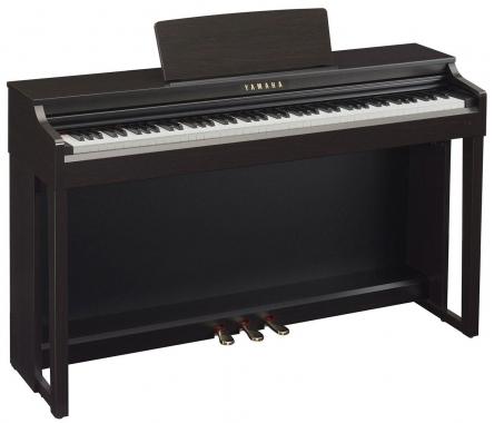 Yamaha CLP-625 R Digitalpiano Rosenholz