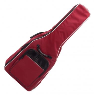 """Kirstein bolsa de guitarra 3/4 & 7/8 rojo vino """"Easyline"""""""