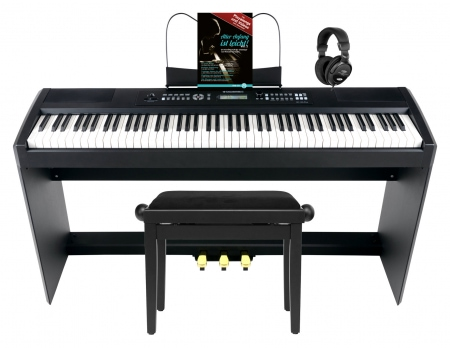 McGrey SP-100-Plus piano stage home set
