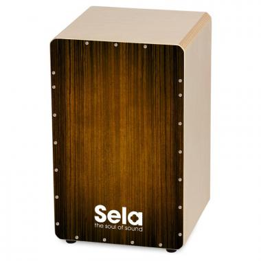 Sela Varios Cajon Brown