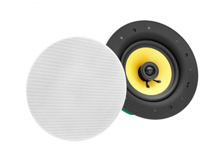 Pronomic CLS-660 WH 2-way high-end Kevlar built-in speaker, 240 watts
