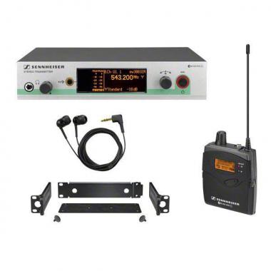 Sennheiser EW 300 IEM G3 Wireless In Ear Bundle