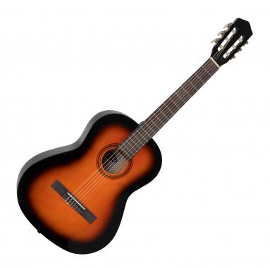 Calida Benita Classical Guitar 7/8 Sunburst