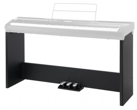 Classic Cantabile UB-100SP onderbouw/meuble voor SP-150 en SP-250 zwart