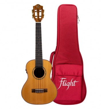 Flight Diana Soundwave Tenor Electro-Acoustic ukulele